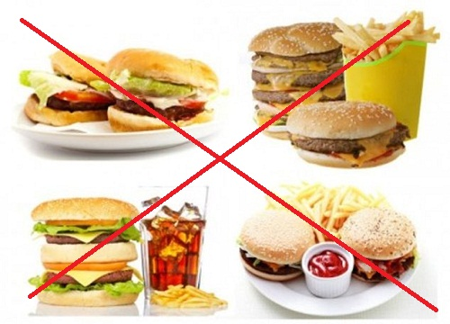 thực phẩm gây hại cho người bệnh tiểu đường