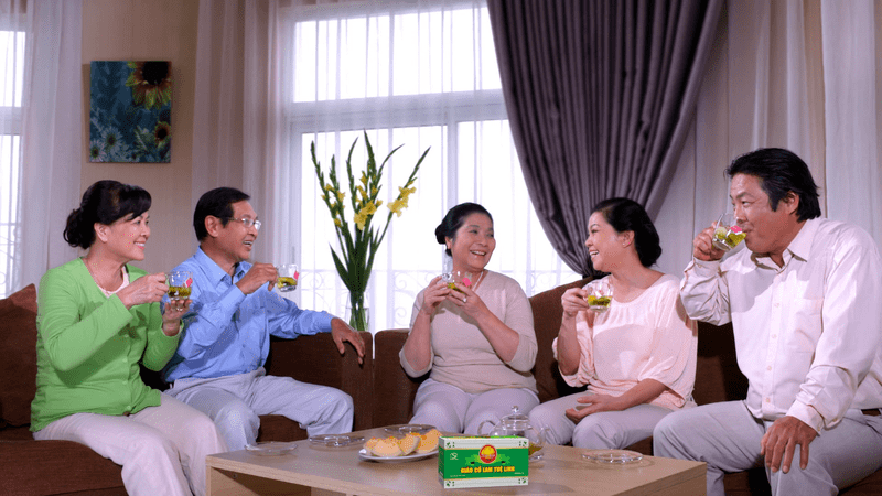 Thưởng thức trà Giảo cổ lam - thói quen tốt cho sức khỏe